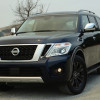 2017 Nissan Armada Review - Room For Eight +VIDEO By Larry Nutson