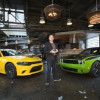 Debut of New 2017 Challenger T/A and Charger Daytona +VIDEO