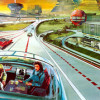 Self-Driving Cars: What to Do with All That Spare Time?