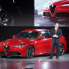 All-new 2017 Alfa Romeo Giulia Quadrifoglio Wins 'Star of the Show' Award at 2016 Miami International Auto Show +VIDEO
