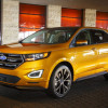 HEELS ON WHEELS: 2016 FORD EDGE REVIEW