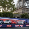 British-built Cars More Popular Than Ever, UK Automotive Leaders Unite at Eiffel Tower Ahead of Paris Motor Show