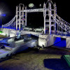 ALL-NEW LAND ROVER DISCOVERY MAKES DEBUT ON GIANT LEGO TOWER BRIDGE