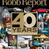 Robb Report Special 40th Anniversary Collector's Edition