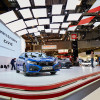 2017 Honda Civic Hatchback and Type R Prototype Take Center Stage at Paris