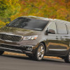 2017 Kia Sedona Earns Highest Possible Safety Rating From the Insurance Institute for Highway Safety = 2016 Top Safety Pick+,