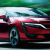 2017 Honda Clarity H2 Vehicle Fuel-Cell Production Release Details