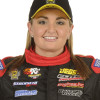 Reigning champ Erica Enders uses The Strip at LVMS as her personal ATM