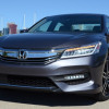 Car Review: 2017 Honda Accord Sedan Touring V6 Review By Larry Nutson