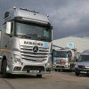 News from Ciceley Commercials - Safe, efficient Mercedes-Benz Actros is the right option for Baerlocher