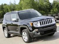 Car Review: 2016/17 Jeep Renegade Limited 4x4 Review by Carey Russ
