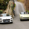 Fiat 124 Spider Celebrates Its 50th Anniversary