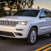 2017 Jeep Grand Cherokee 4x4 Earns Five-star Overall Safety Rating