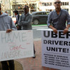 Uber Drivers Join the Fight for $15 Per Hour Minimum Wage