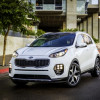 HEELS ON WHEELS: 2017 KIA SPORTAGE REVIEW