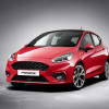 Next Generation Ford Fiesta – World's Most Technologically Advanced Small Car – Delivers Four Distinctive Personalities