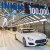 Maserati: Car Number 100,000 Leaves The Avv. Giovanni Agnelli Plant