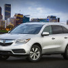 2017 Acura MDX Earns TOP SAFETY PICK+ Rating from IIHS For 4th Year in a Row