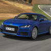 New Drive Version For Audi TT: 2.0 TDI Now Also As Quattro