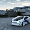 Toyota Introduces Concept At CES