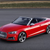 Audi Debuts All-New A5 and S5 Cabriolet at 2017 Detroit Auto Show