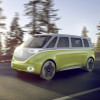 VW I.D. Buzz Concept Makes World Debut at 2017 Detroit Auto Show
