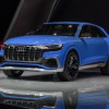 2017 Detroit Auto Show Audi Q8 Full-size SUV With Coupe Design