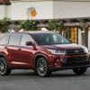 2017 Toyota Highlander Recieves IIHS Top Safety Pick+