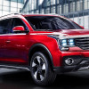 GAC Motor reinvents SUV with transcendent GS7 at 2017 NAIAS