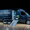 Mercedes-Benz Vans Invests in Starship Technologies, Manufacturer of Delivery Robots