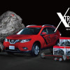 NISSAN XTREME COLLECTION Online Store Themed Around Its X-Trail Model