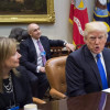 GM CEO Mary Barra Comments on Auto Executives Meeting with President Trump +VIDEO