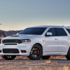 2018 Dodge Durango SRT At 2017 Chicago Auto Show