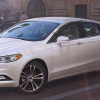 2017 Chicago Auto Show: Ford Fusion Named Motorweek's Driver Choice Family Sedan