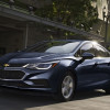 2017 Chevrolet Cruze Diesel Sedan Sets 52 MPG Highway Mileage