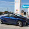 Toyota and Shell Hydrogen Refueling Network in California
