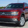 2018 Volkswagen Atlas 7 Passenger SUV Review By Larry Nutson