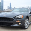 2017 Fiat 124 Spider - Topless In Chicago Review By Larry Nutson