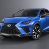 Refreshed 2018 Lexus NX Bows at Shanghai Auto Show with a Sharper Look, Enhanced Performance