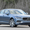 2017 VOLVO S90 Review By Steve Purdy