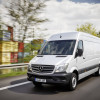 Mercedes-Benz Sprinter has most successful first quarter of all time