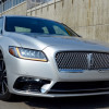 2017 Lincoln Continental Review - Riding in First Class By Larry Nutson +VIDEO