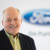 New CEO, Ford Replaces Fields With Hackett
