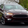 2017 Ford Fusion V6 Sport Family Sedan Review By Larry Nutson