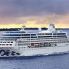 Pacific Princess Emerges from Drydock with Modern Touches Amidst Traditional Charm