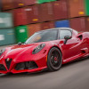 Alfa Romeo 4C Honored as Best Value Luxury Sports Car in 2017 Vincentric Best Value in Canada Awards