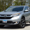 Car Review: 2017 Honda CR-V One Of The Best Gets Better - Review By Larry Nutson