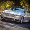 All-New Lincoln Continental Earns Coveted Top Safety Pick+ Award from IIHS +VIDEO