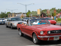 Ford Takes Over Woodward Dream Cruise Sponsorship From Long Time Sponsor Chevrolet