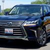 2017 Lexus LX 570 4WD Living Large - Review By Larry Nutson